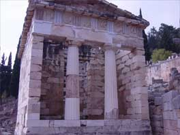 ancient greece - delphic oracle